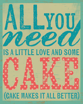 KA1147 - Doucette, Katie - All You Need is Cake