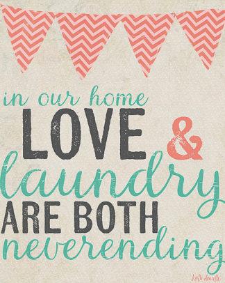 KA1152 - Doucette, Katie - Neverending Laundry