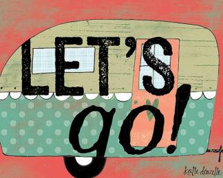 KA1155 - Doucette, Katie - Let's Go