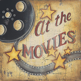 KL122 - Lewis, Kim - At the Movies