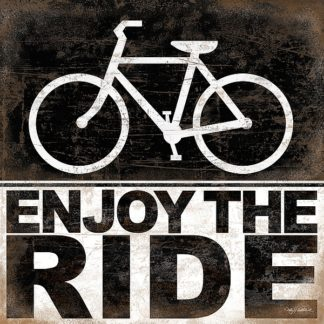 KM5808 - Middlebrook, Kathy - Enjoy the Ride - Bicycle