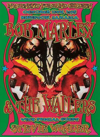 L291 - Loren, Dennis - Bob Marley & Stevie Wonder