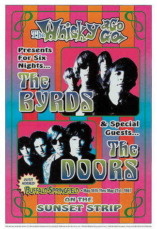 L294 - Loren, Dennis - The Byrds, The Doors