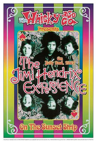 L296 - Loren, Dennis - Jimi Hendrix, 1967