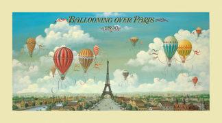 L379 - Lane, Isiah and Benjamin - Ballooning over Paris