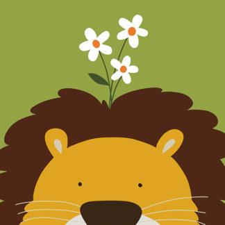 L590 - Lau, Yuko - Peek-a-Boo Lion