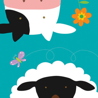 L594 - Lau, Yuko - Farm Group: Cow and Sheep