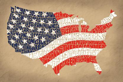 L658 - L.A. Pop Art - Star Spangled Banner