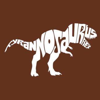 L669 - L.A. Pop Art - Tyrannosaurus Rex