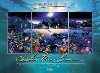 L95 - Lassen, Christian Riese - Harmony (foil)