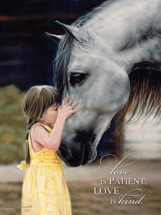 LH1019 - Harrison, Lesley - Love Is Patient