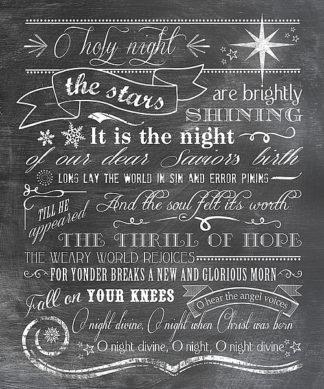 LL1006 - Longfellow Designs - O Holy Night