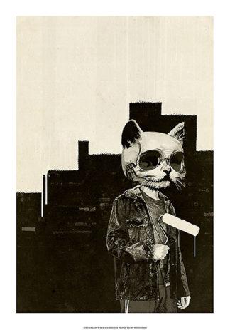 M1037 - Moves, Hidden - Roller Cat