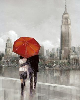 M1213 - Manning, Ruane - Modern Couple in NY