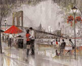M1214 - Manning, Ruane - New York Romance