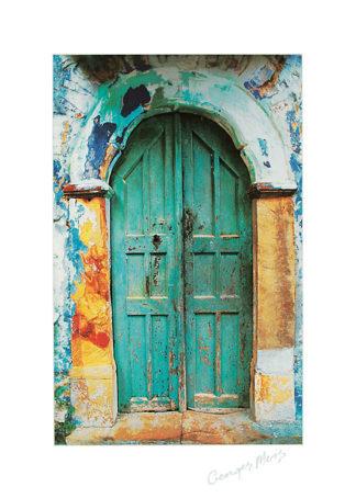 M576 - Meis, George - Arched Doorway
