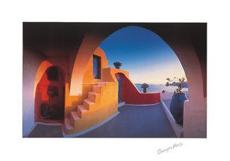 M669 - Meis, George - Sunlit Steps