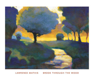 M706 - Mathis, Lawrence - Brook Through the Wood