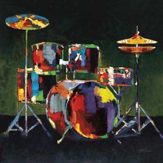 M1126 - Milan, Elli - Drum Set