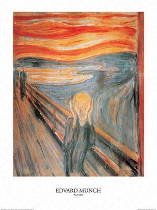 M988 - Munch, Edvard - The Scream