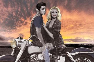 N245D - Nelson, Joshua - Sunset Ride