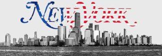 P1093 - Plisson, Philip - New York Skyline