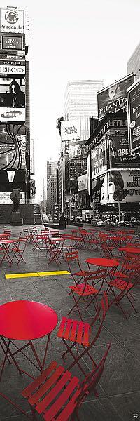 P1097C - Plisson, Philip - I Love New York 2 (canvas w/mirrored edge)