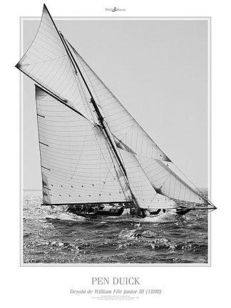 P1101 - Plisson, Philip - Pen Duick