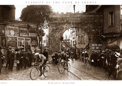 P412 - Presse 'E Sports - Through the Gates of Verdun, 1922