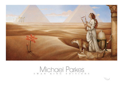 P421 - Parkes, Michael - Desert Lotus