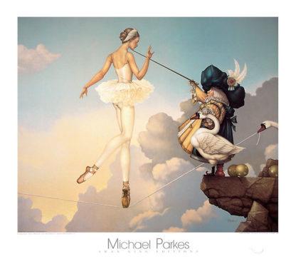 P446 - Parkes, Michael - Leda's Daughter