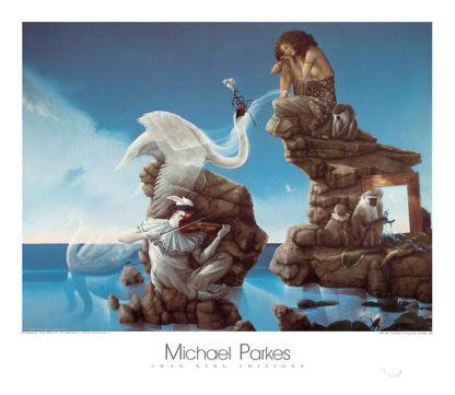 P450 - Parkes, Michael - Swan Lake