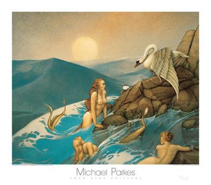 P491 - Parkes, Michael - Dragon Fly