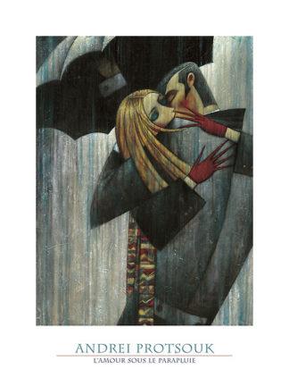 P507 - Protsouk, Andrei - L'Amour sous le Parapluie