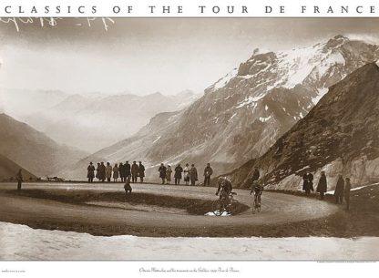 P789 - Presse 'E Sports - Snow on the Galibier, 1924