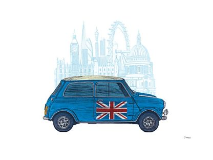 PPR40224 - Goodman, Barry - Mini London