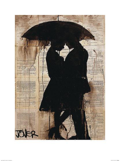 PPR40666 - Jover, Loui - Rain Lovers
