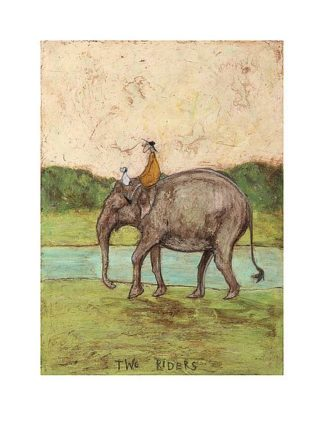 PPR40947 - Toft, Sam - Two Riders
