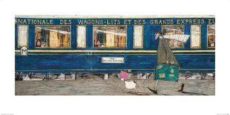 PPR41085 - Toft, Sam - Orient Express Ooh La La