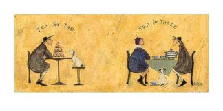 PPR41141 - Toft, Sam - Tea for Two Tea for Three