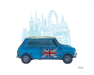PPR43090 - Goodman, Barry - Mini London