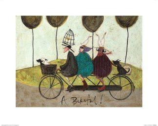 PPR43290 - Toft, Sam - A Bikeful!