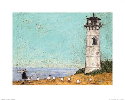 PPR43292 - Toft, Sam - Seven Sisters and a Lighthouse