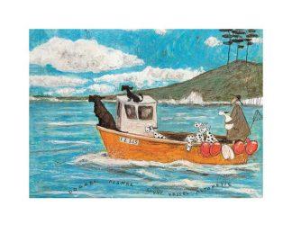 PPR43377 - Toft, Sam - Dogger, Fisher, Light Vessel Automatic