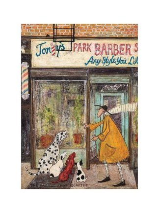 PPR44463 - Toft, Sam - The Barber Shop Quartet