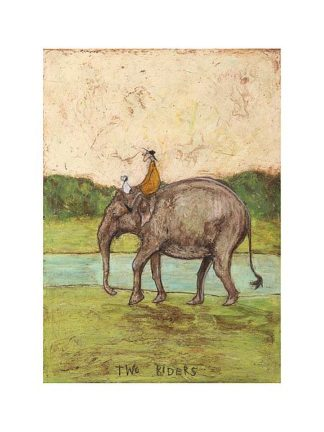 PPR44489 - Toft, Sam - Two Riders