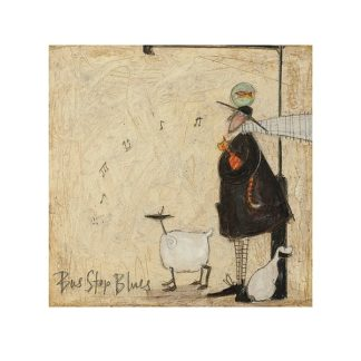 PPR45283 - Toft, Sam - Bus Stop Blues
