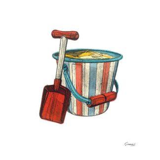 PPR45289 - Goodman, Barry - Bucket & Spade