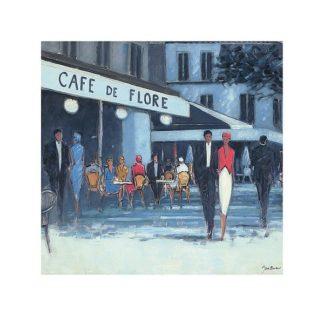 PPR45531 - Barker, Jon - Café de Flore, Paris
