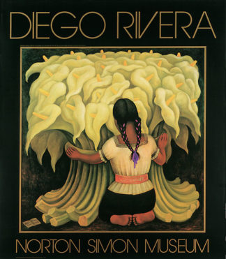 R3 - Rivera, Diego - Girl with Lilies